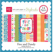 Fine and Dandy Paper Pack #1