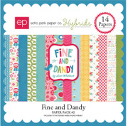 Fine and Dandy Paper Pack #2
