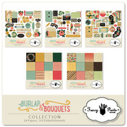 Burlap and Bouquets Complete Collection