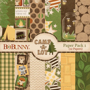 Camp-a-Lot Paper Pack 1