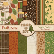 Camp-a-Lot Paper Pack 2
