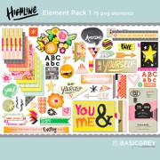 Highline Element Pack 1
