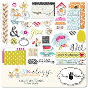 Me-ology Element Pack #1