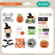 Cute Spooks Elements