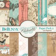Gabrielle Paper Pack 2