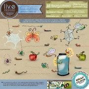 liv.edesigns Lil Bugaboo - The Buggies (both Vol.1 and Vol.2)