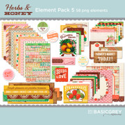 Herbs & Honey Element Pack 5