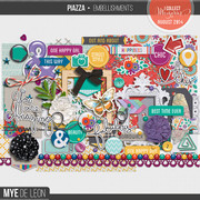 Piazza | Embellishments