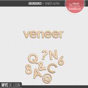 Abundance | Veneer Alpha