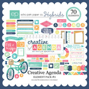 Creative Agenda Element Pack #1