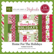 Home For The Holidays Paper Pack #1