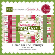 Home For The Holidays Paper Pack #2