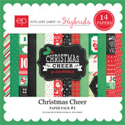 Christmas Cheer Paper Pack #1