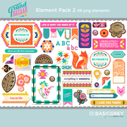 Grand Bazaar Element Pack 2