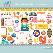 Grand Bazaar Element Pack 4
