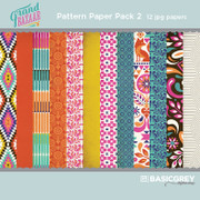 Grand Bazaar Paper Pack 2