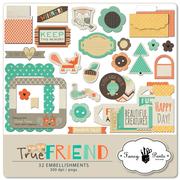 True Friend Element Pack #1