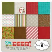 Oh Deer Paper Pack #1