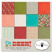 Oh Deer Paper Pack #2