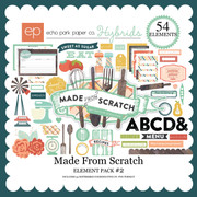 Made From Scratch Element Pack #2