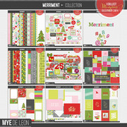 LIMITED TIME ONLY!!! Merriment | Complete Collection