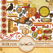 Apple Cider Element Pack 1