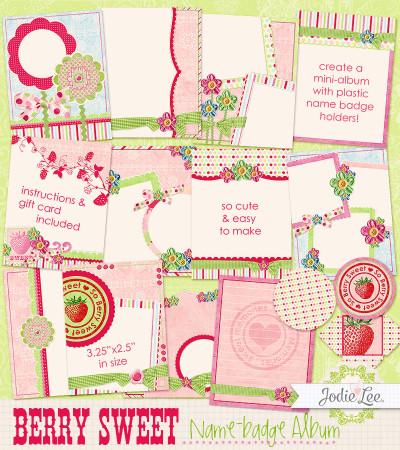Berry Sweet Mini Album