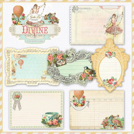 Divine Journaling Cards by Jodie Lee