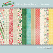 Evergreen Paper Pack 1