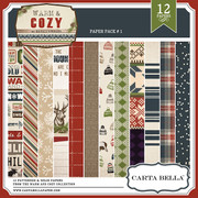 Warm & Cozy Paper Pack 1