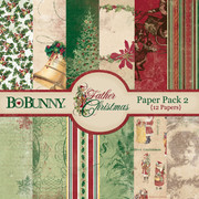 Father Christmas Paper Pack 2