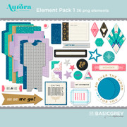 Aurora Element Pack 1