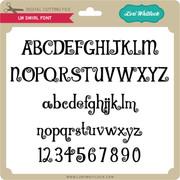 LW Swirl Font