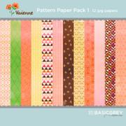 Vivienne Paper Pack 1