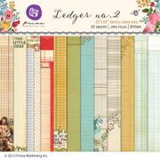 Ledger no.2 Paper Pack