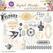 Printery Digital Motifs