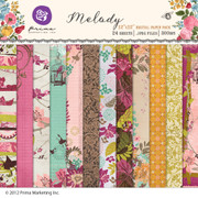 Melody Paper Pack