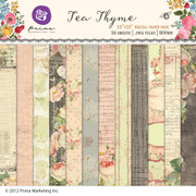 Tea Thyme Paper Pack