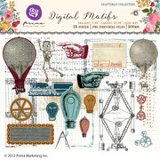 Craftsman digital motifs