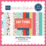 Anything Goes Paper Pack #1