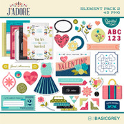 J'Adore Element Pack 2