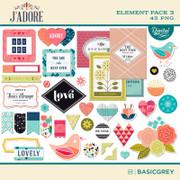J'Adore Element Pack 3