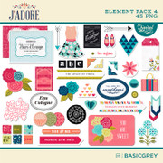 J'Adore Element Pack 4