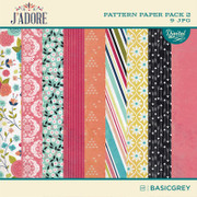 J'Adore Paper Pack 2