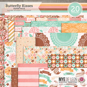 Butterfly Kisses | Papers
