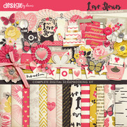 Love Stories Complete Kit