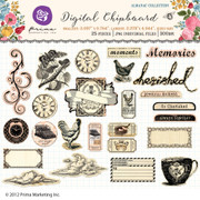 Almanac Digital Chipboard