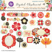Doodledeux Digital Chipboard