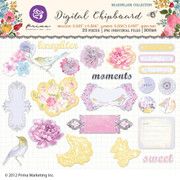 Meadow Lark Digital Chipboard