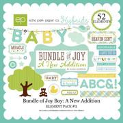 Bundle of Joy Boy: A New Addition Element Pack #1